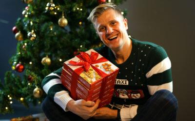 Üllatusega jõulupitsa tippkokk Joel Ostratilt